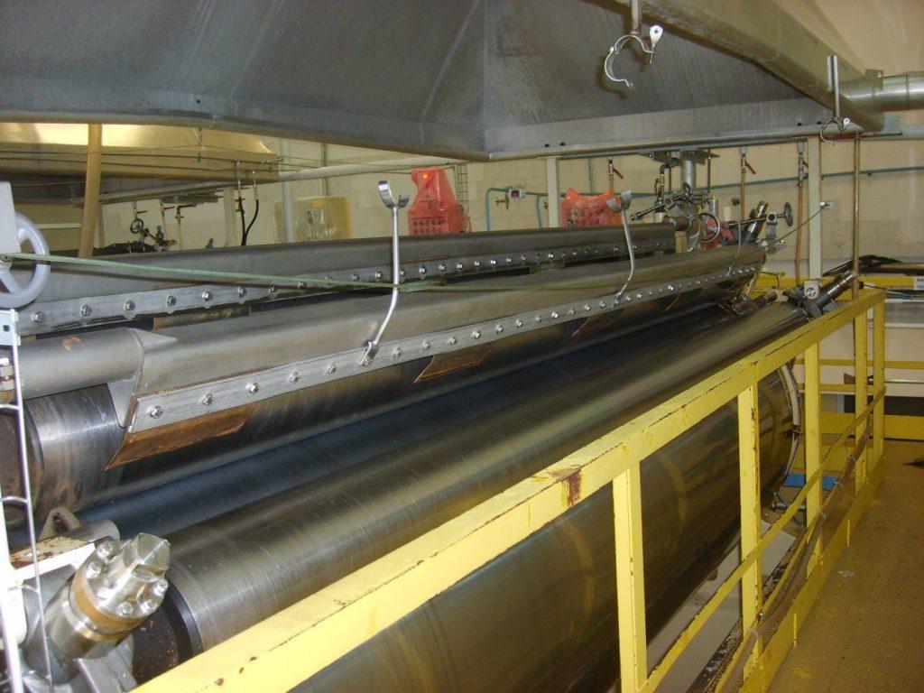 Linia do produkcji płatków z ziemniaków